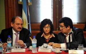 Empujan en el Senado las obras para el Gran La Plata
