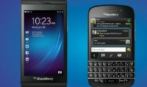 Llega el BlackBerry A10 con pantalla de 5 pulgadas