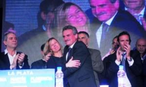 El kirchnerismo platense lanzó la candidatura de Saintout