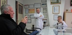 Sarghini y Arteaga se suman al plan para reabrir el Oncológico