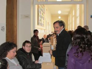 Cabeza a cabeza, la elección de concejales en La Plata