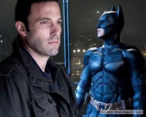 Fanáticos de Batman, furiosos por el protagónico de Ben Affleck