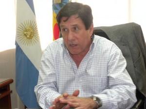 """Díaz Pérez negó """"una estampida de intendentes"""""""