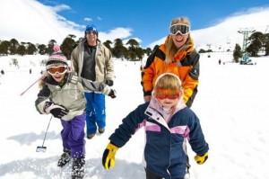 Nuevas nevadas reactivaron las reservas en Bariloche