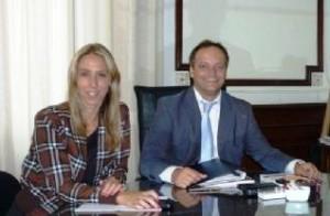 Valeria Amendolara sucede al destituido Pacharotti