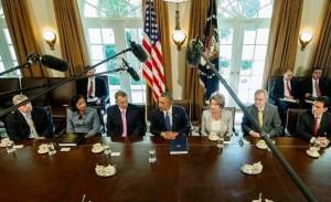 Triunfo de Obama: la comisión del Senado aprobó un ataque a Siria