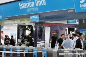 Un centenar de heridos en otro accidente ferroviario