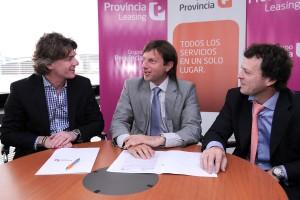 Acuerdo entre el Puerto La Plata y el Grupo Provincia