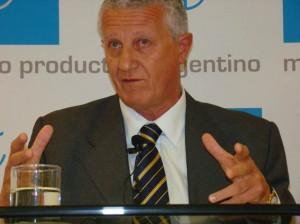 """""""La Provincia no ofrece atractivos a las inversiones"""", dijo Sarghini"""
