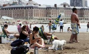 Fin de semana largo: miles de turistas se trasladan por el país