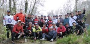 Bicicleteada nocturna para defender el Parque Pereyra