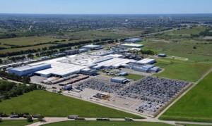 Toyota arrancó la expansión de su planta en Zárate