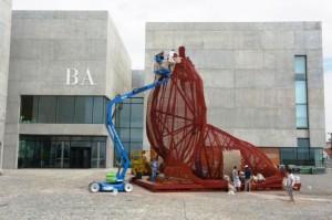 Scioli inaugura museo y exposición en Mar del Plata
