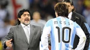 """Maradona y el """"Contra"""", un solo corazón"""