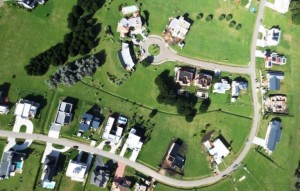 Detectan 232 casas sin declarar en country de Mar del Plata