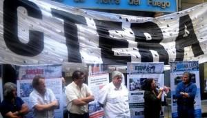 Maestros de CTERA reclaman un aumento salarial del 35%