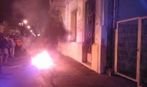 Masiva marcha en reclamo de seguridad en Luján