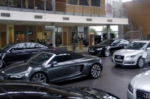 Los peores conductores de la Provincia manejan coches de alta gama