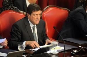 """Mariotto aseguró que """"no estaba convencido"""" de la utilidad de la Policía Local"""