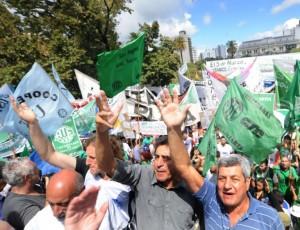 ATE lanza un paro general por reincorporación de trabajadores y paritarias