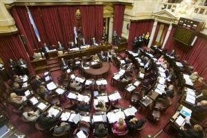 El FpV se quedó con la mayoría de las comisiones del Senado