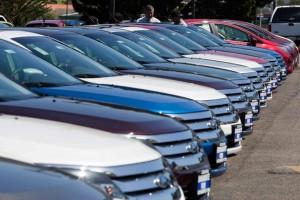 Fuerte caída de la venta de autos 0 KM