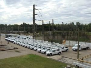 EDELAP invirtió $10 millones y sumó 60 vehículos a su flota