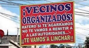 Para Bonicatto, los linchamientos son actos criminales