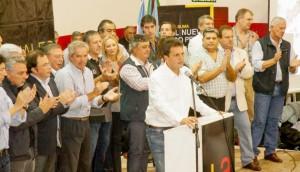 Massa satisfecho por el reconocimiento del Gobernador