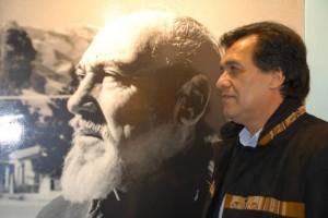 """Presentan en la Feria del Libro, """"Llahué Huarpe, memorias"""""""