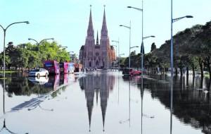 La Provincia admitió que faltan obras para prevenir inundaciones