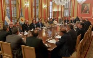 Scioli pidió la colaboración de los fiscales para reforzar su plan de seguridad