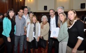 El Concejo Deliberante se suma a los festejos por el centenario de City Bell