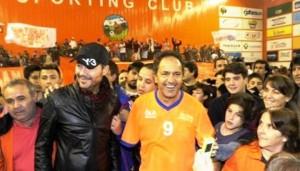 En Futsal, DOS el elegido de Tinelli para la final del 2015