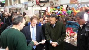 """Insaurralde, en La Plata: """"Sigo en el Frente para la Victoria"""""""