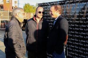 Insaurralde cambió el acto K de Plaza de Mayo por el de Massa