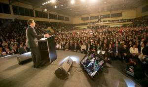 Massa juntó 2 millones de firmas contra la reforma del Código Penal