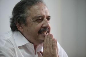 Alfonsín quiere que Scioli le pida más recursos a la Nación
