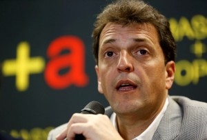 Massa pidió juicio político contra Boudou y recordó el procesamiento de Macri