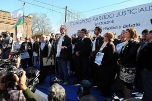 El PJ bonaerense enfrenta una nueva prueba de unidad en Roque Pérez