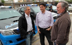 Con críticas a Scioli, massistas apuntan a adherir a la Policía Local