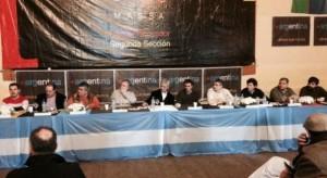 Massistas de la Segunda se reunieron para mostrar fuerza en la región
