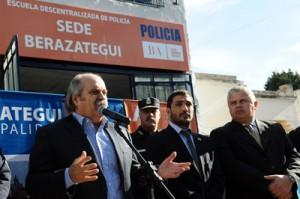 Dolores y Berazategui firmaron la adhesión a la Policía Local