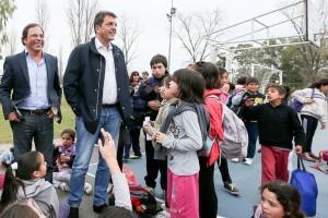 Massa, Giustozzi y las postales de la tregua
