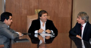 En medio de denuncias, un funcionario de Andreotti se pasó al sciolismo
