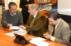 Bonicatto y el Defensor del Pueblo de Ecuador firmaron un acuerdo que apunta a la Unasur
