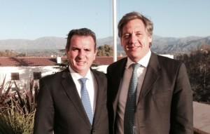 """El sciolismo busca profundizar lazos con """"Paco"""" Pérez"""
