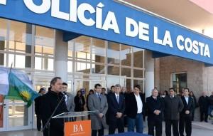 Scioli volvió a disparar contra el massismo por la Policía Local