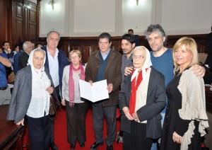 El Concejo aprobó la adhesión de La Plata a la policía comunal