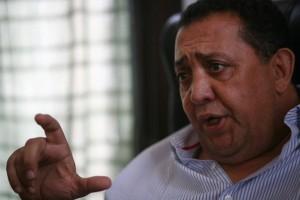 """D'Elía disparó contra Insaurralde y lo trató de """"menemista, hueco y sin valores"""""""